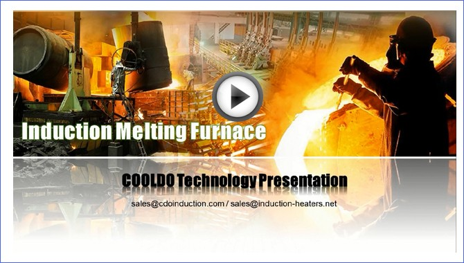 COOLDO INDUCITON FURNACE