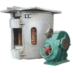 aluminum-shell-induction-furnace