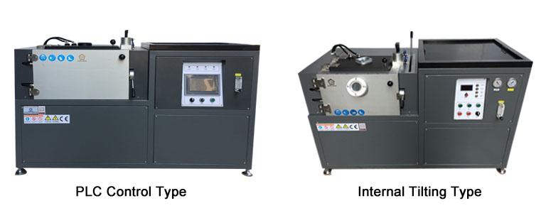 vacuum gold casting machine