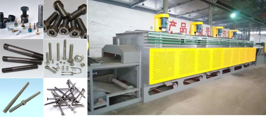 mesh-belt-furnace-for-heating-application