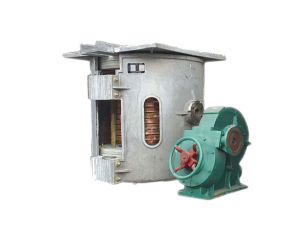 copper-melting-furnace-aluminum-shell