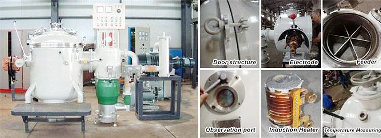 Vacuum-Melting-furnace-products-description