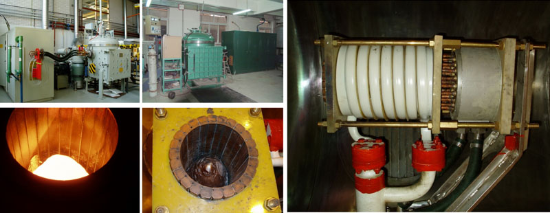 Vacuum suspension furnace-1